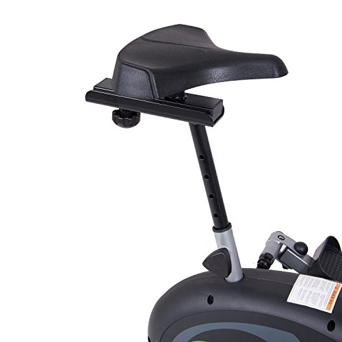 Product Image 9: Body Rider Elliptical Trainer and Exercise Bike with Seat and Easy Computer / Dual Trainer 2 in 1 Cardio Home Office Fitness Workout Machine BRD2000