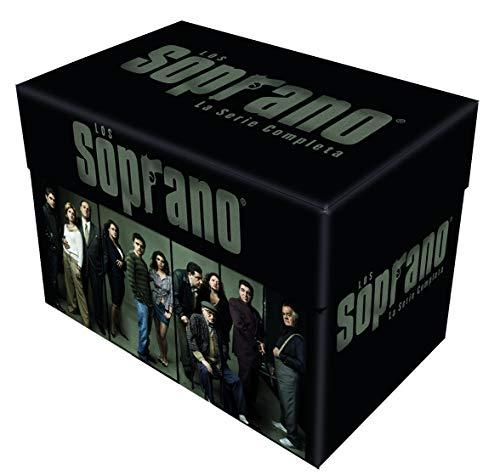 Los Soprano Coleccion Completa [DVD]