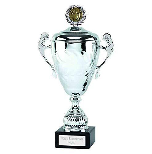 Womack Graphics 479CMCD010 Yukon 10 Pin Bowling-Pokal, mit Gravur bis zu 50 Buchstaben