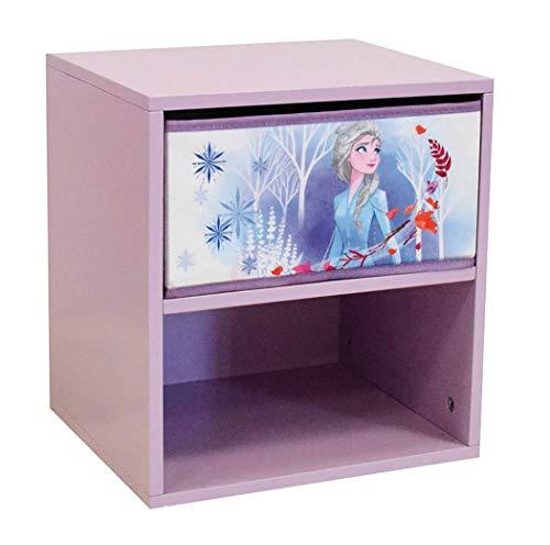 Fun House 713186 Disney Eiskönigin Nachttisch für Kinder, 2 Jahre