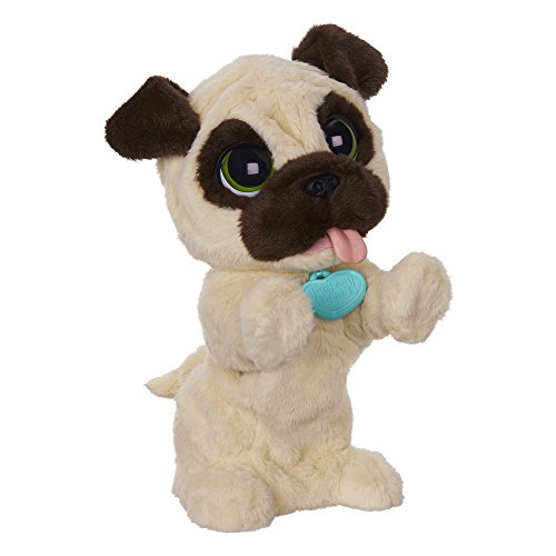 FurReal Friends JJ My Jumpin' Pug Pet Plush Toy