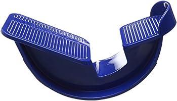 Powerstep UltraFlexx Foot Rocker- Calf Stretcher for Plantar Fasciitis Achillis Tendonitis Calf and Foot Pain Shin Splints- Increases Flexibility and Strength in Foot and Lower Leg- Non-Skid Bottom