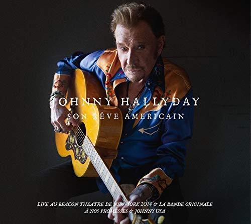 Son Rêve Américain : Édition Limitée - Johnny Halliday