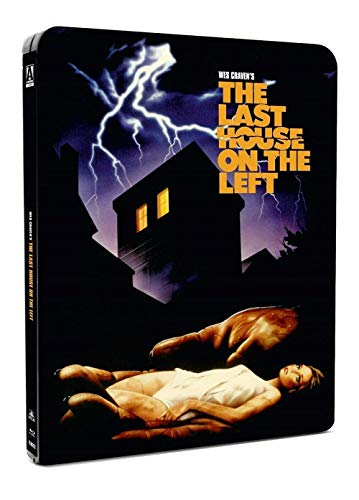 Buy Last House On The Left [Exclusive Blu-ray Steelbook]