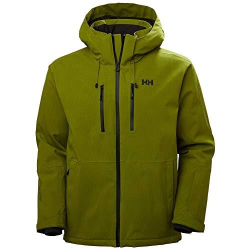 Helly Hansen Men's Juniper 3.0 Jacket, 407 Wood Green, Small