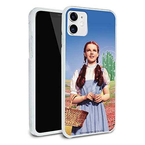 Wizard of Oz Dorothy Character Protective Slim Fit Hybrid Rubber Bumper Case Fits Apple iPhone 8, 8 Plus, X, 11, 11 Pro,11 Pro Max