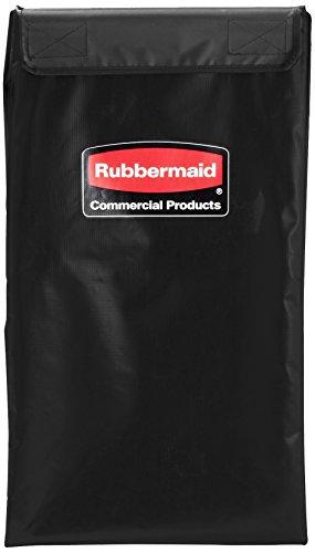 Rubbermaid Commercial Products Commercial X-Cart - Bolsa para 150 l, negro 🔥
