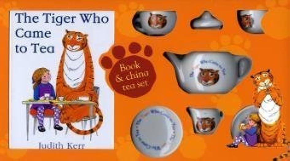 人類テレビ局重要なThe Tiger Who Came to Tea