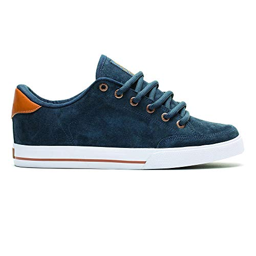 C1Rca Zapatillas De Skate Adrian Lopez 50 Navy Brown Gum Azul Size: 36.5 Eu