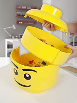 LEGO Sort and Store Storage Head.