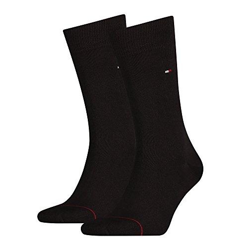Tommy Hilfiger Socken Classic, Kensington Braun, 47-49 - 4er Pack/Paar