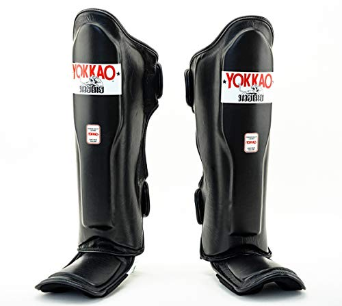 YOKKAO Matrix Muay Thai Shin Guards