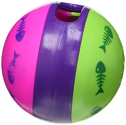 Trixie Cat Activity Snackball, verstellbare Öffnung, d 6 cm