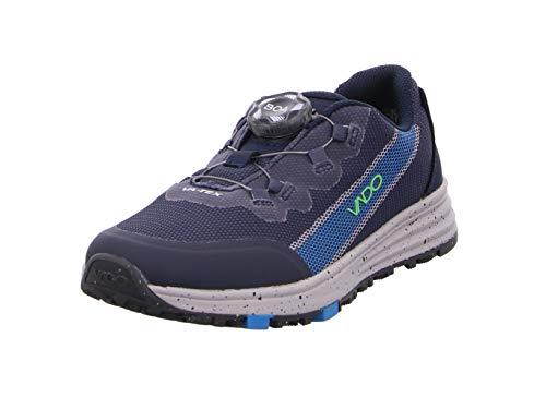 Vado Sneaker Größe 40 EU Blau (Midnight)
