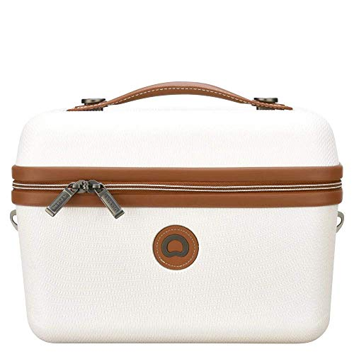 DELSEY PARIS CHATELET AIR Toiletry Bag, 32 cm, 15 liters, White (Angora)