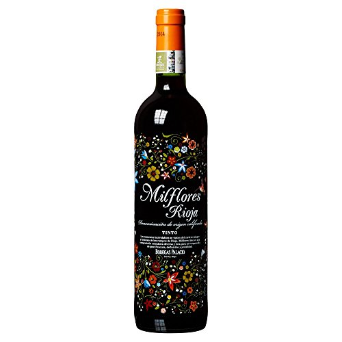Milflores - Vino Tinto Doca.Rioja 750 ml Cosecha