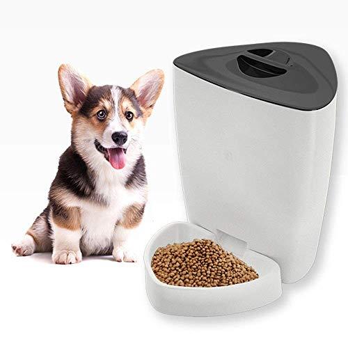 Alimentador Automático para Mascotas Alimentador para Mascotas Perro Gato Sincronización De Alimentación Automática Inteligente Alimentador Cuantitativo 4.0L Gran Capacidad Tres Colores Pueden Elegir