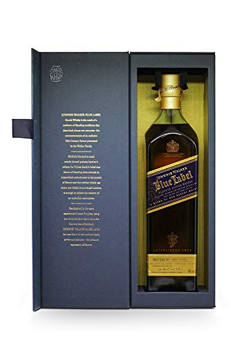 Whisky Blue Label 750 ML