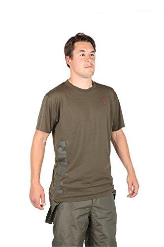 Nash H-Gun T-Shirt Größe S Angelshirt Tshirt T Shirt Shirt Karpfenshirt Freizeitshirt