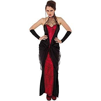 Rubies- Disfraz Vampiresa Seductora Ad, Multicolor, Talla única ...