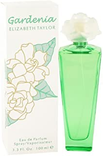 Gardenia Elizabeth Taylor by Elizabeth Taylor Women's Eau De Parfum Spray 3.3 oz - 100% Authentic by Elizabeth Taylor