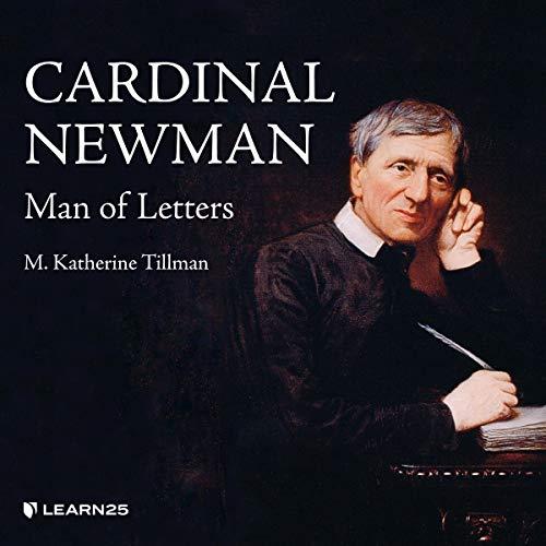 Cardinal Newman: Man of Letters copertina