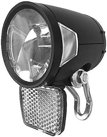 Herrmans H-Black Mr8 E-Bike LED Headlight 180 Lumen 6-12 V Dc