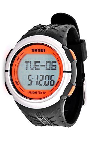 DSstyles Reloj Hombre 5 ATM Resistente agua Reloj