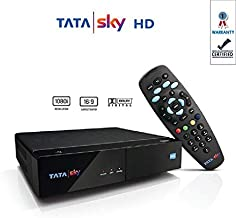 TATASKY HD Set Top Box 1 Month Hindi Lite Pack