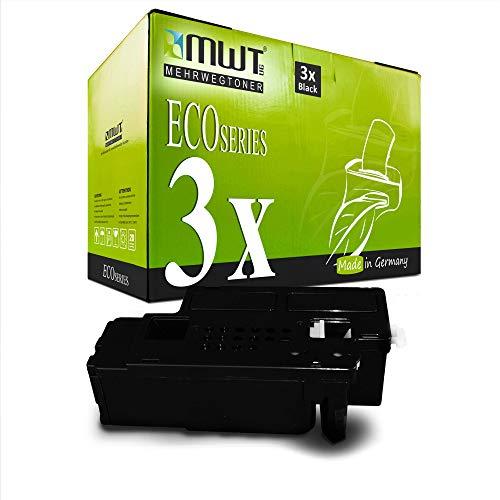 3X MWT Druckerpatronen für Xerox Workcentre 6025 6027 ersetzt 106R02759 106R2759 Black