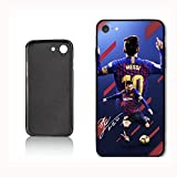 Sycase Messi Custom Phone Case for iPhone 7 iPhone 8 Case,PC Material Hard Case Never Fade