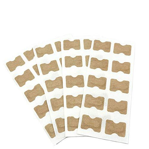 40 Pcs Parche de Uñas Sin Pegamento Pegatinas Correctoras de Uñas Encarnadas Pegatinas para el Cuidado de Los Pies Etiqueta de CorreccióN de Las UñAs de Los Pies Sin Pegamento para Hombres Mujeres