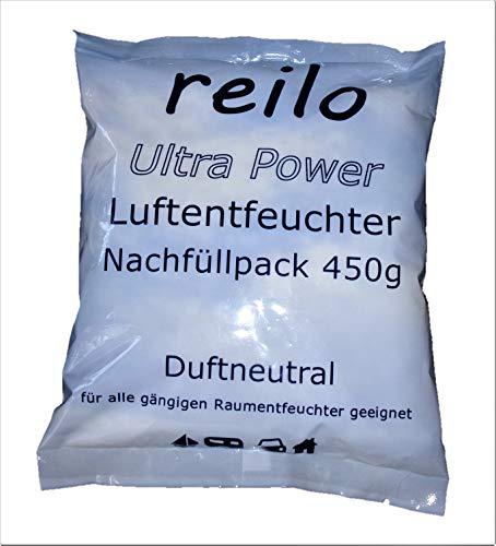 24x 450g Ultrapower Luftentfeuchter Raumentfeuchter Granulat (Calciumchlorid) im Vliesbeutel, Nachfüllpack