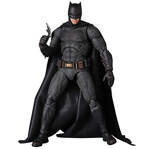 Batman V Superman: Dawn of Justice Figura De Acción Batman MAF Película Modelo De Personaje Juguetes para Niños 16cm