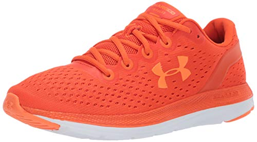 Under Armour UA Charged Impulse, Zapatillas de Running Hombre, Naranja (Ultra Orange/White/Orange Spark), 42 EU