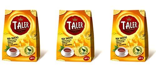 TALER Theechips, 180 g - Pack van 3
