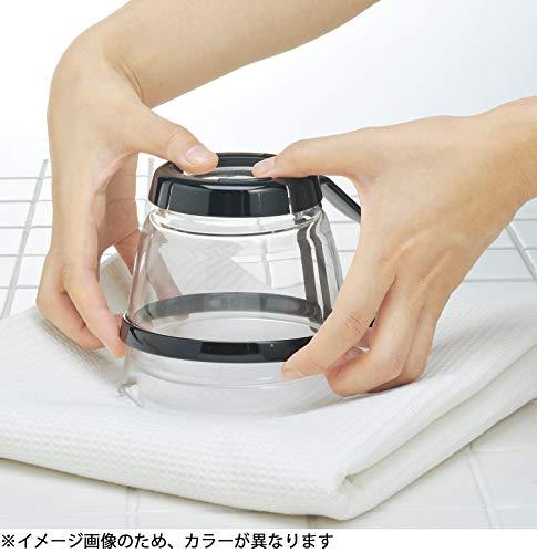iwaki(イワキ)『耐熱ガラスティーポットレンジのポット』