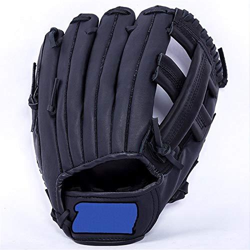 Innerhalb von 11 Zoll Baseball Softball-Handschuh Fang Feld voller Leder Leder Wild Werfer Handschuhe professionellen Erwachsenen junger Teenager (Size : 11 inches)