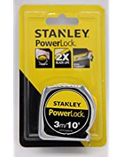 Stanley 0-33-231T PowerLock Classic Tape - 3 m