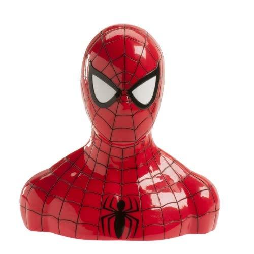Dekora - Hucha Spiderman con Billetes de Oblea