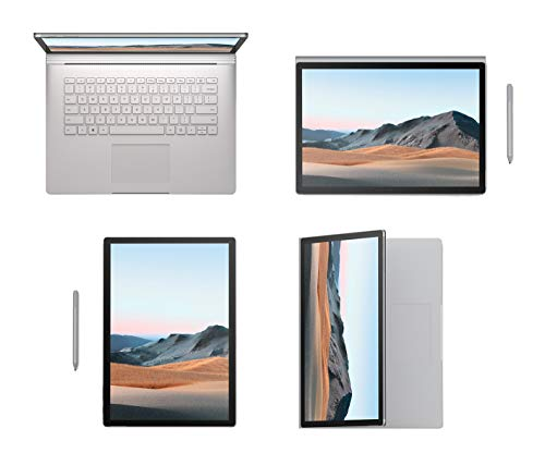 Compare Microsoft Surface Book 3 (SKR-00004) vs other laptops