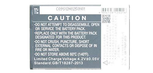 Akkuversum Akku kompatibel mit ZTE Blade C341, Handy/Smartphone Li-Ion Batterie