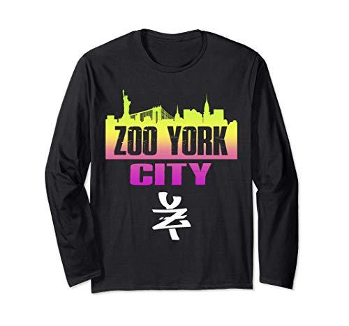 Zoo York New York City NYC Big Apple Statue of Liberty USA Manche Longue