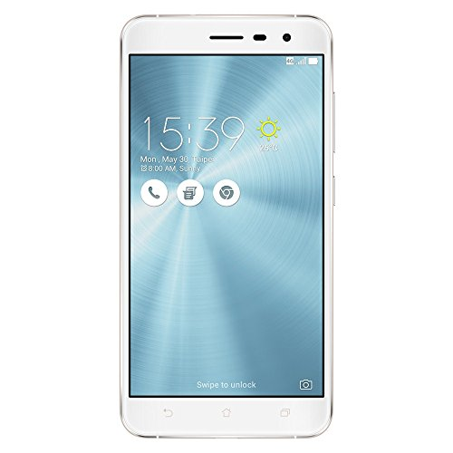 Asus ZenFone 3 Smartphone, 64 GB, Marchio TIM, Bianco