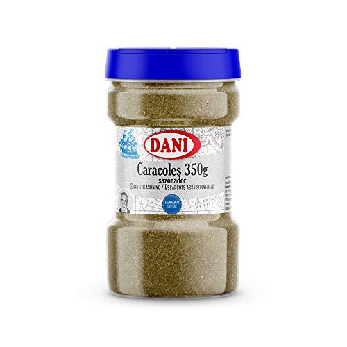 Dani - Caracoles sazonador (mezcla de especias) 350 gr.