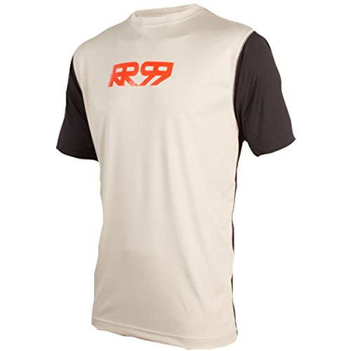 Royal Racing Maillot Core-Manches Courtes-Gris/Noir Homme, FR : L (Taille Fabricant : L)