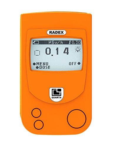 Radex RD1503 Dosimeter (Outdoor-Version), hochgenauer Geigerzähler, für Kernradiation