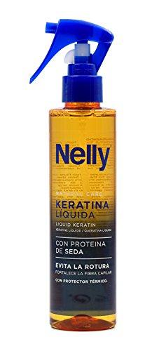 NELLY keratina líquida reestructurador del cabello antirotu