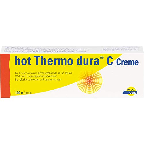 HOT THERMO dura C Creme 100 g