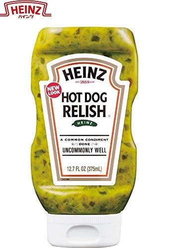 ハインツ (Heinz) ホットドッグレリッシュ400g ×3本